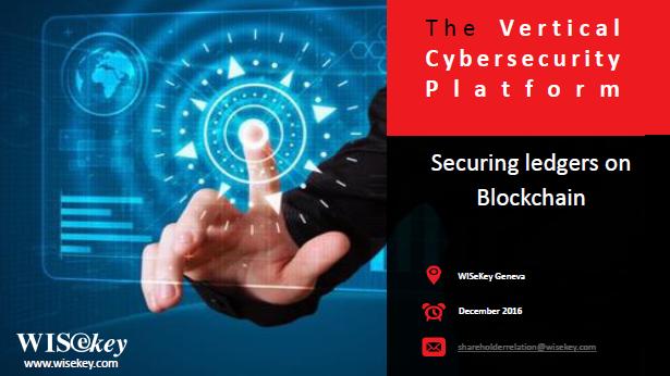 Blockchain presentattion