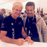Contract Signing between WISeKey and ORACLE Team USA