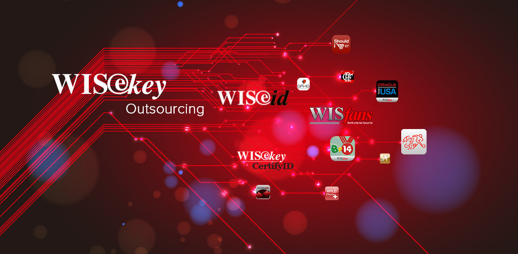 Outsourcing - WISeKey - Leading Cyber Security company