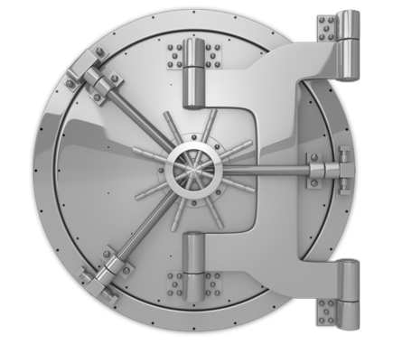 Digital safe door - Comprehensive service for secured data generation and injection